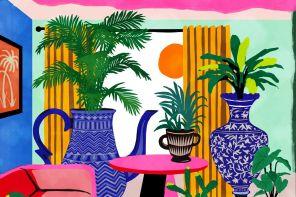 7 giovani illustratrici di interni da seguire su Instagram