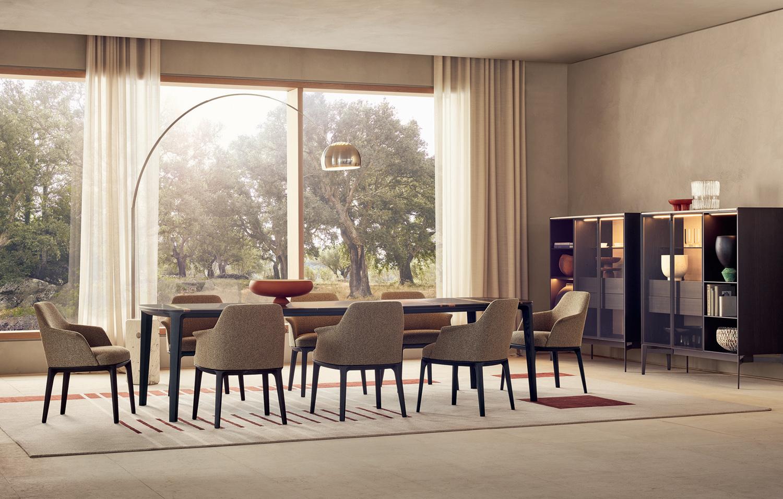 tavoli-soggiorno-design-2021-POLIFORM-VILLA-livingcorriere