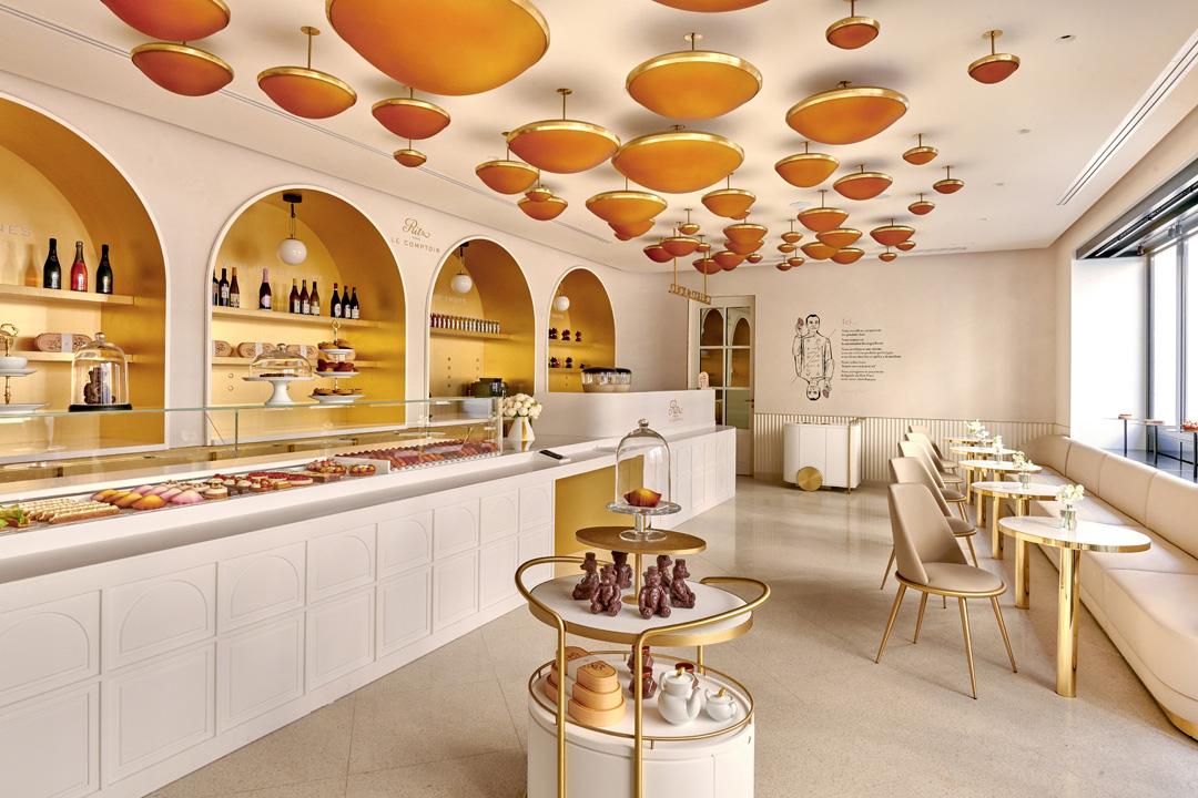 La nuova pasticceria del Ritz è il nuovo tempio della madeleine