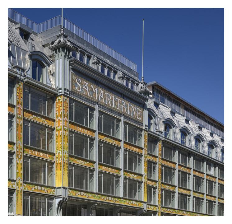 Samaritaine Point-Neuf, la nuova vita del grande magazzino più chic di Parigi
