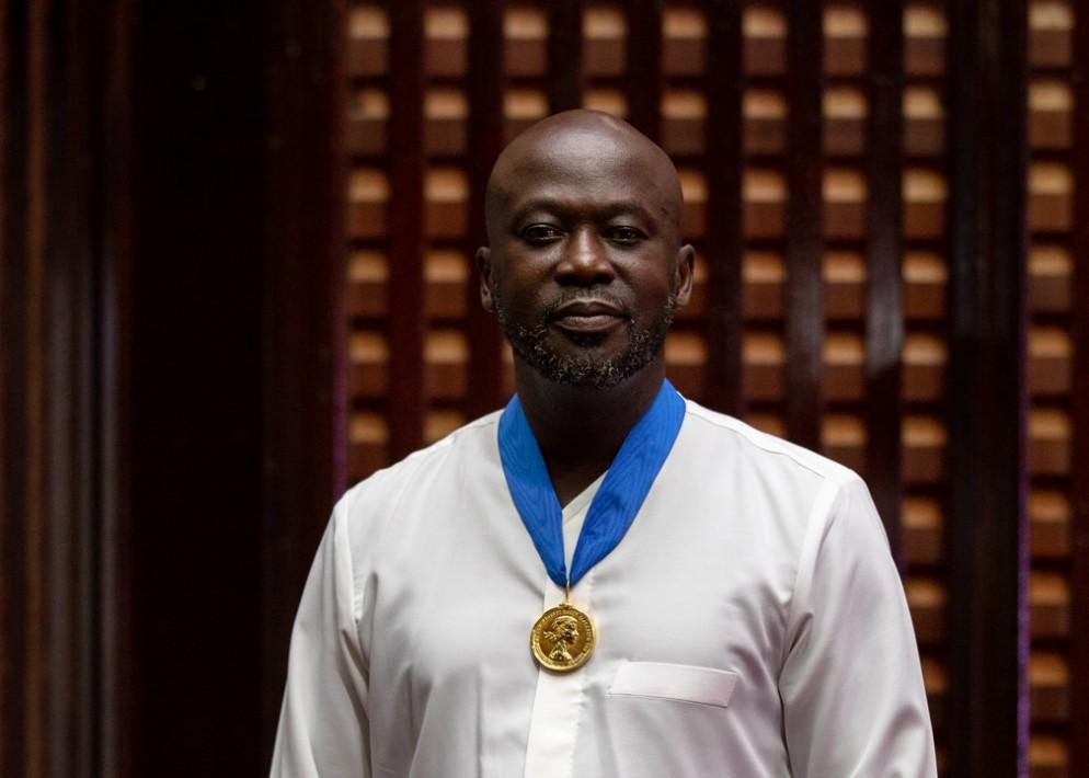 01 Sir David Adjaye_RIBA Royal Gold Medal for Architecture (c) Francis Kokoroko