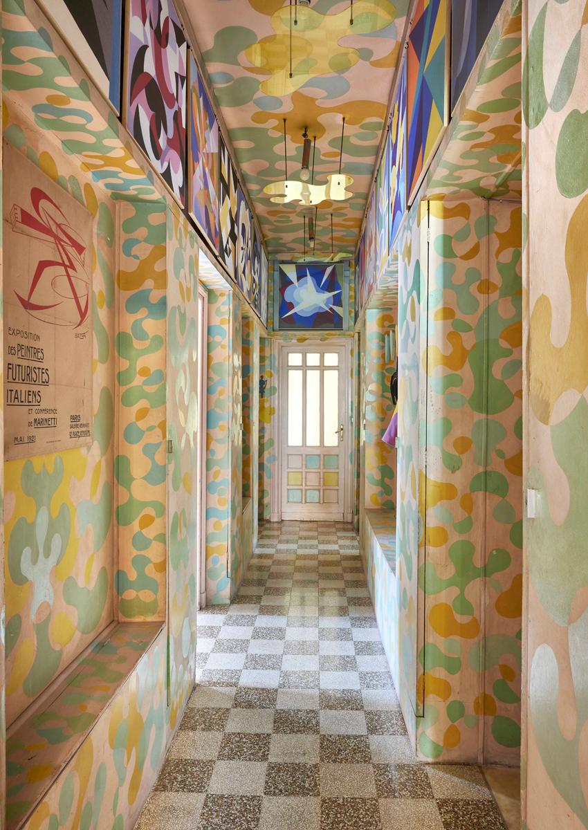 01_MAXXI_CASABALLA_Corridoio_room 05 2