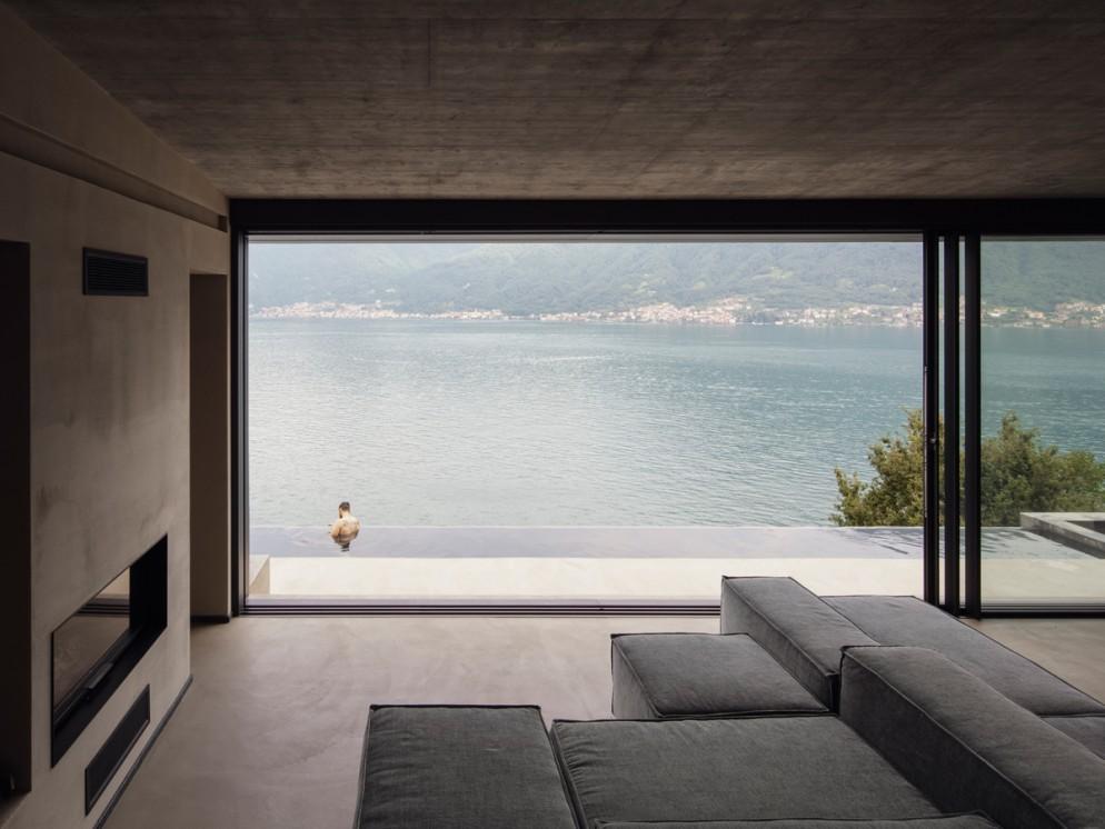 03 Casa con piscina_Villa Molli Como 1