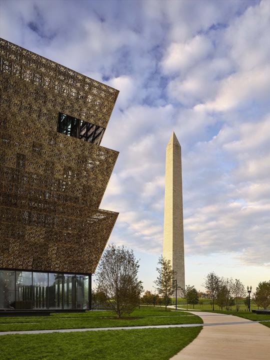 03 Sir David Adjaye_RIBA Royal Gold Medal for Architecture_Smithsonian_Alan Karchmer (2)