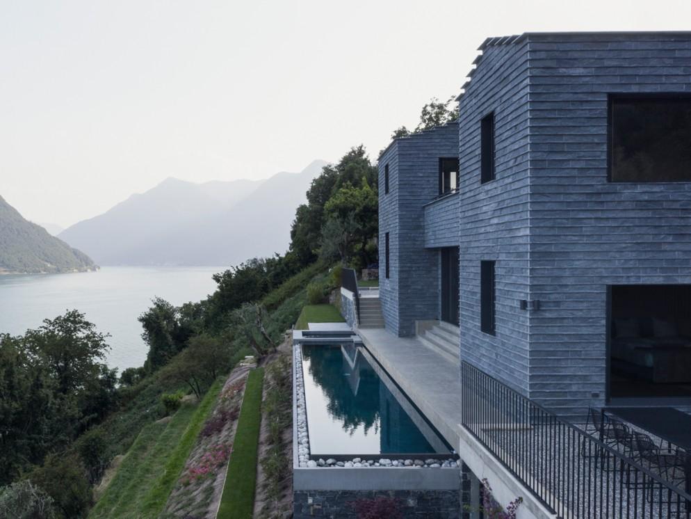 04 Casa con piscina_Villa Molli Como 2
