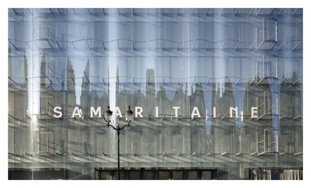 Chantier Samaritaine Paris