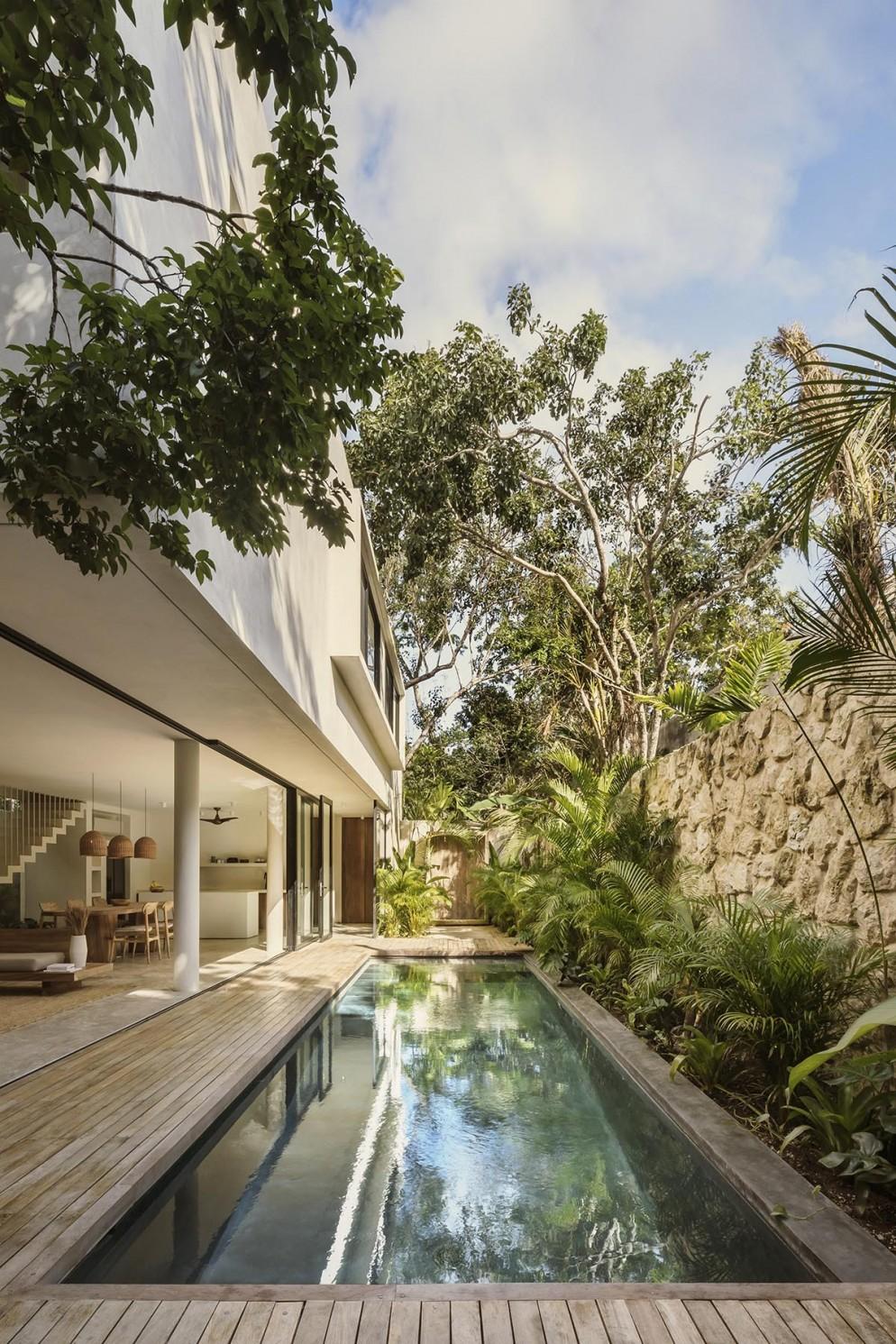 08 Casa con piscina_Messico 2