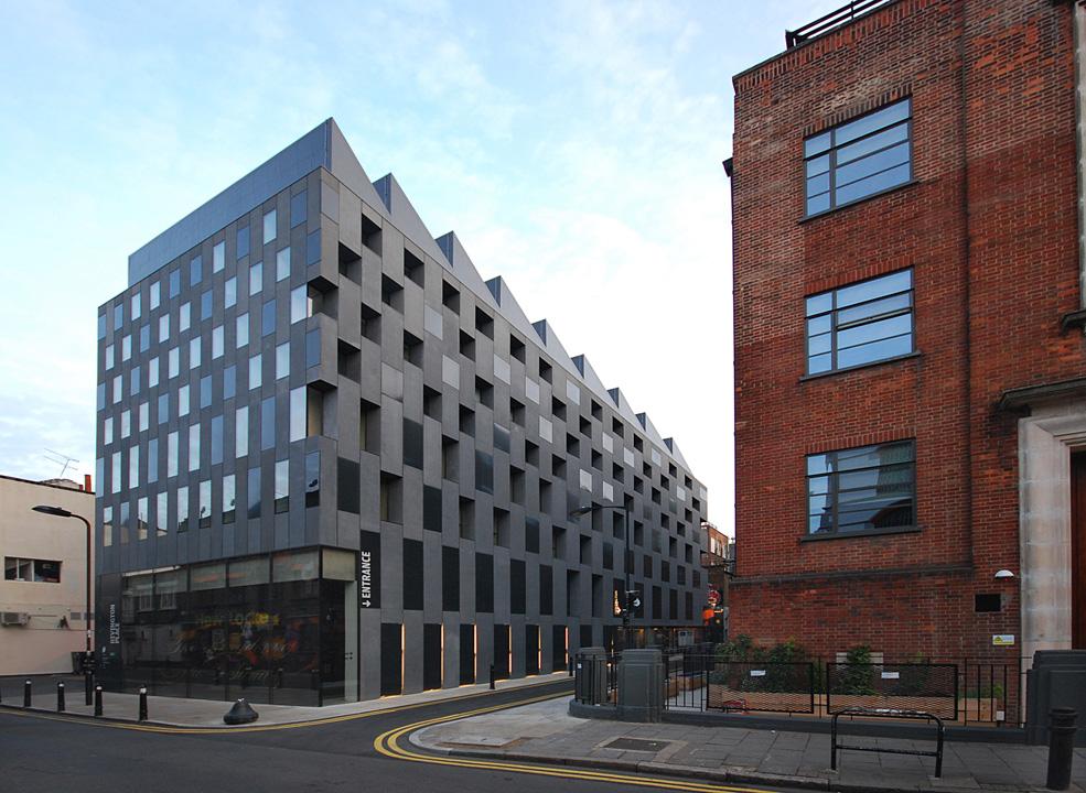 09 Sir David Adjaye_RIBA Royal Gold Medal for Architecture_Rivington Art Place_Lyndon Douglas