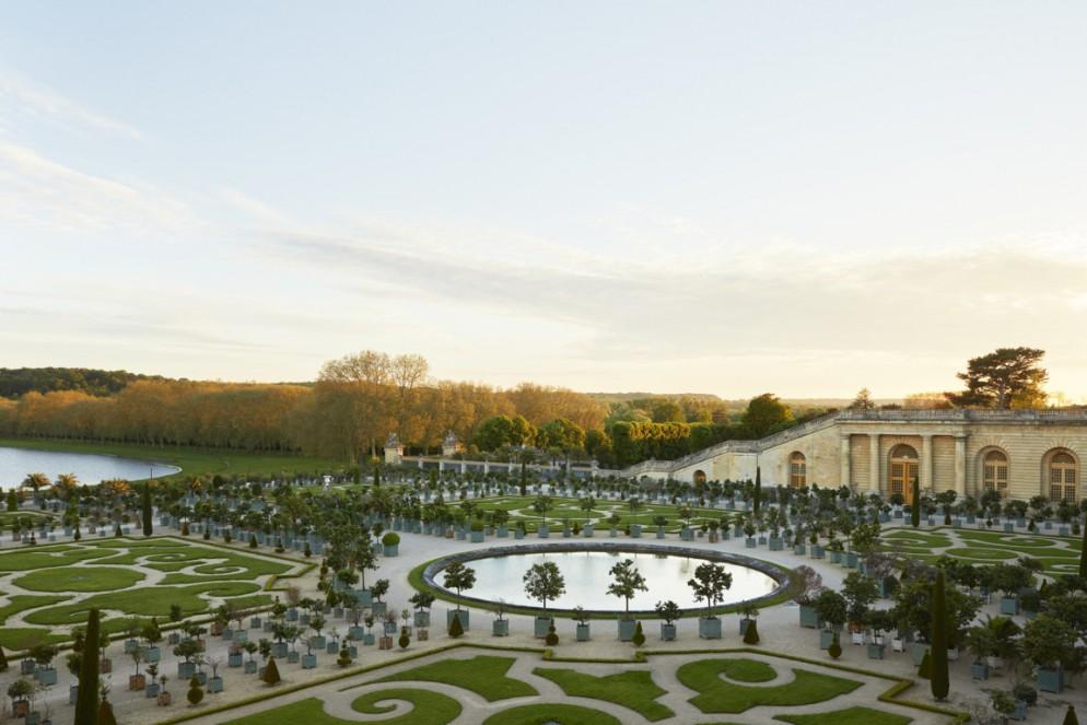 Grand-Château de Versailles - Jardins de l'Orangerie