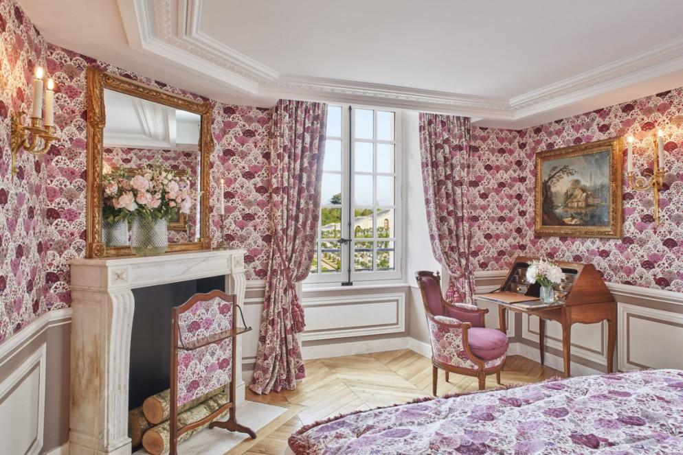 Grand-Hardouin-Mansart - Chambre