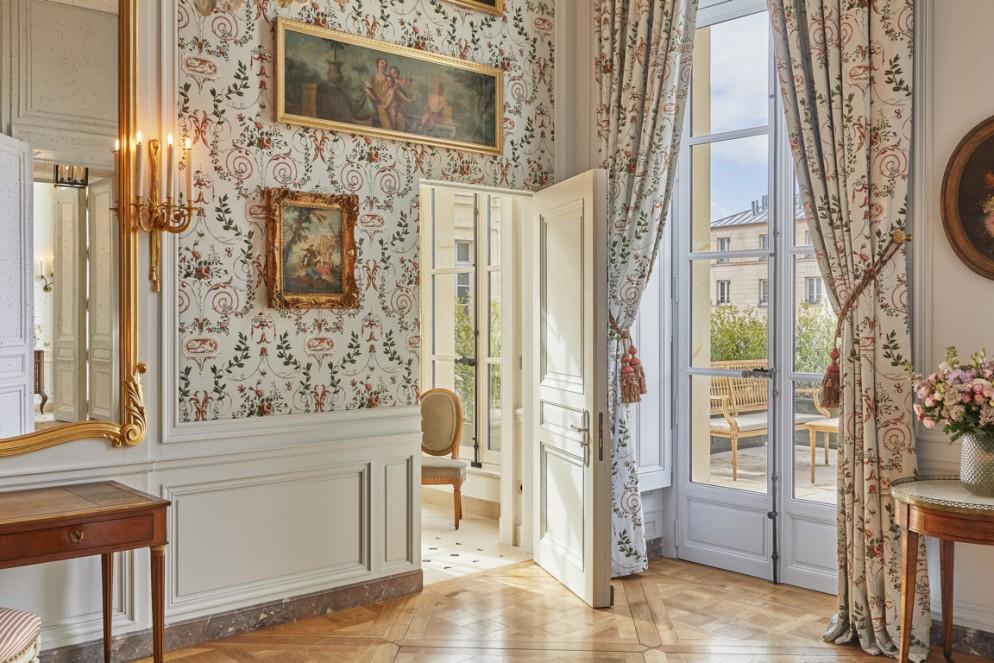 Grand-Madame de Fouquet - Chambre