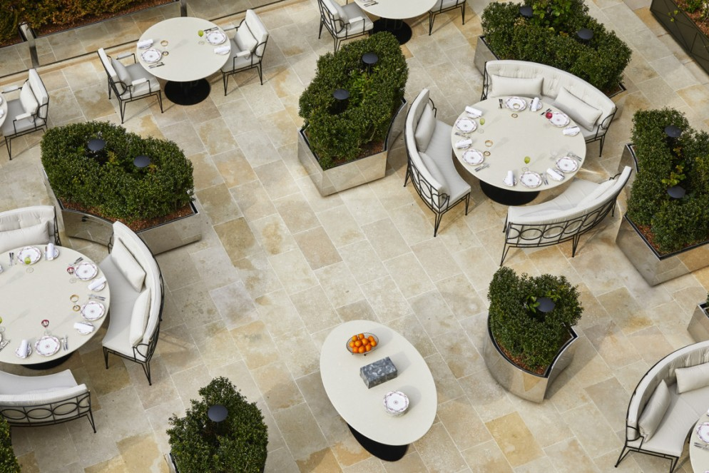 Grand-Restaurant - Terrasse