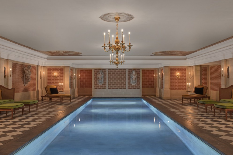 Grand-Spa - Piscine intérieure