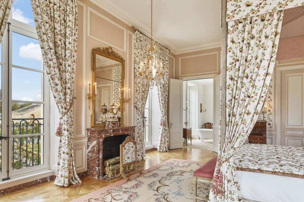 Grand-Suite Necker - Chambre