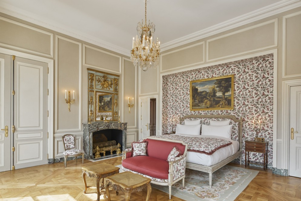 Grand-Turgot - Chambre