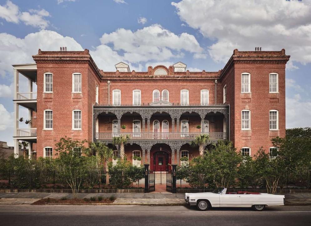 Hotel Saint Vincent - Exterior - by Douglas Friedman