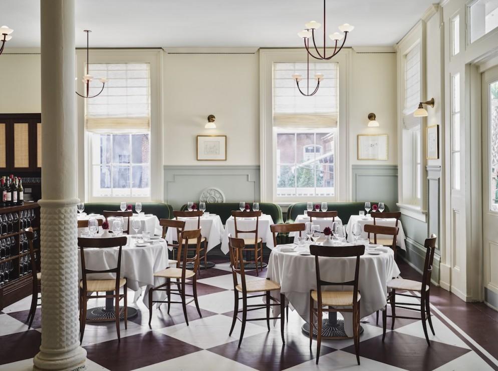 Hotel Saint Vincent - Restaurant x San Lorenzo 01 - by Douglas Friedman