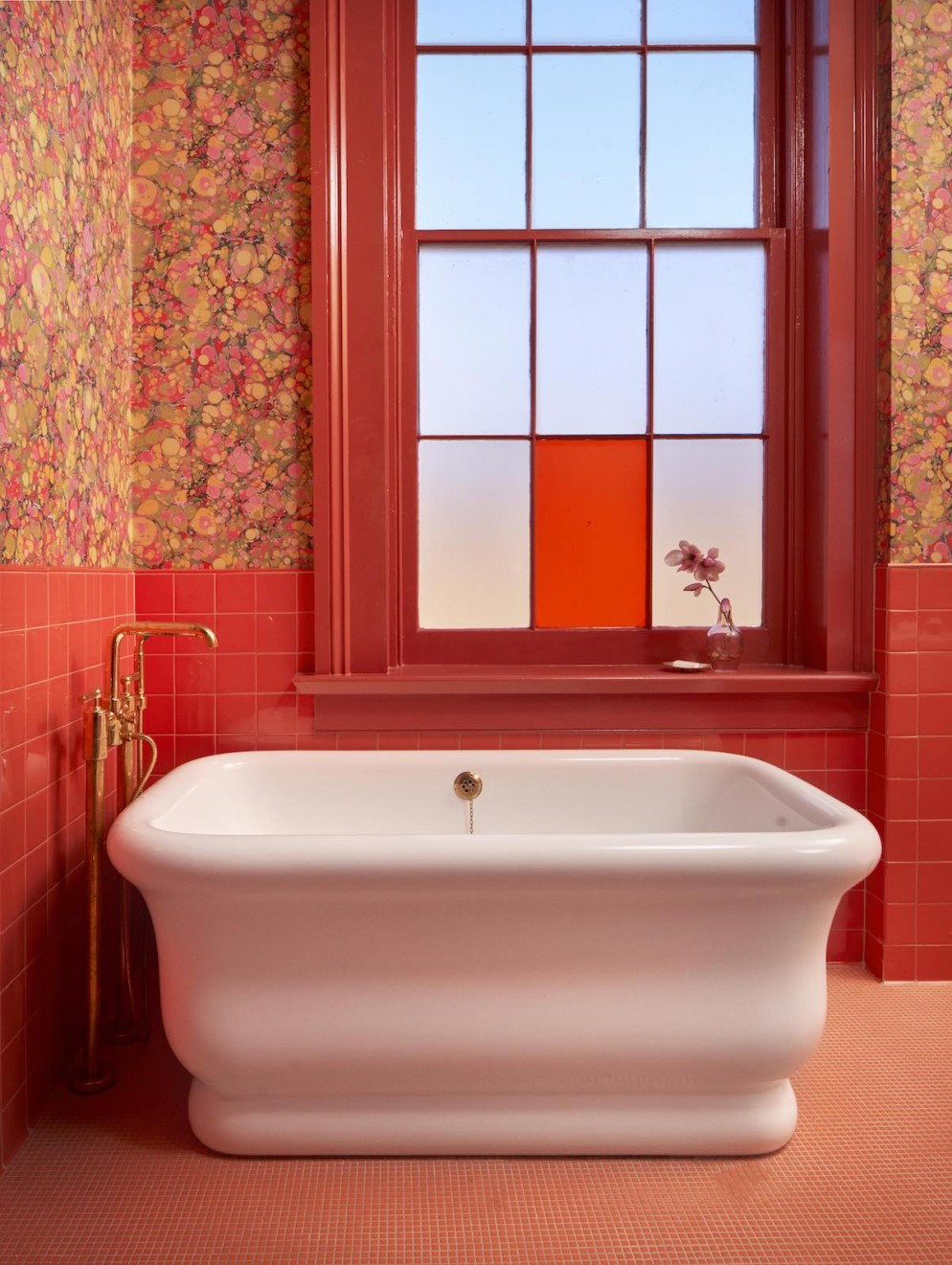 Hotel Saint Vincent - Room x Bathroom 01 - by Nick Simonite