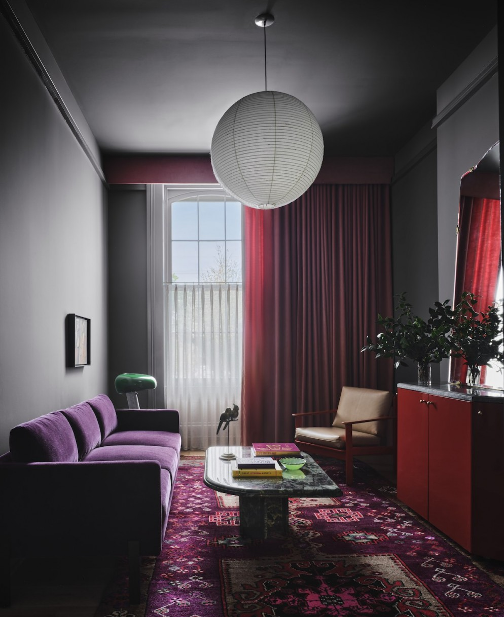 Hotel Saint Vincent - Room x Seating Area - by Douglas Friedman