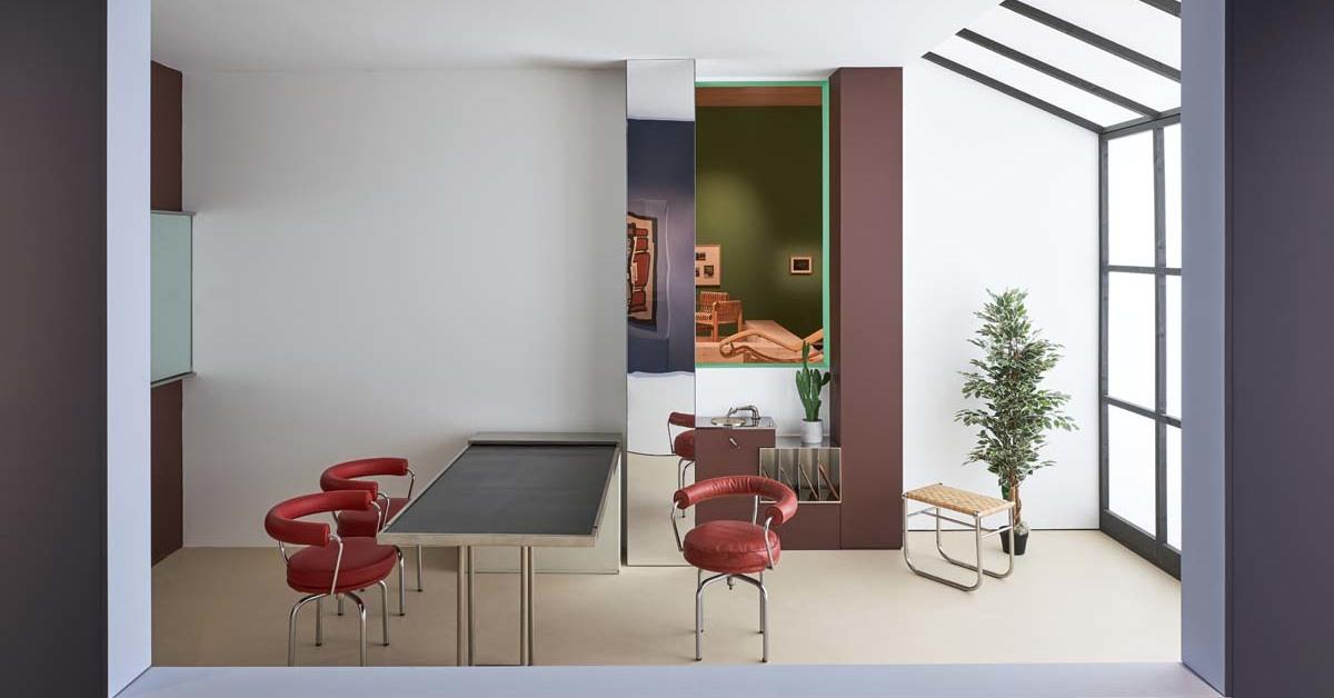 Mostra-Charlotte-Perriand-Design-Museum-Londra-foto-Felix-Speller-21 (1)