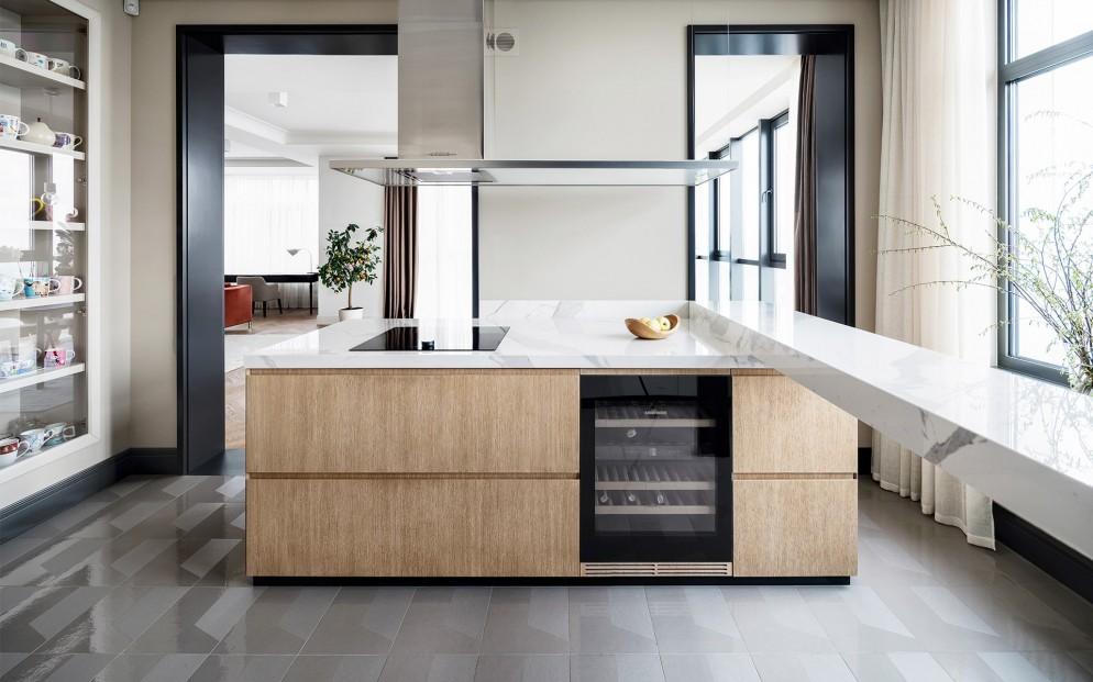 cementine cucina moderna