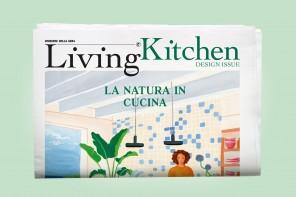 In edicola, il Kitchen Design Issue, dedicato alla cucina e al food design