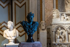 Damien Hirst alla Galleria Borghese