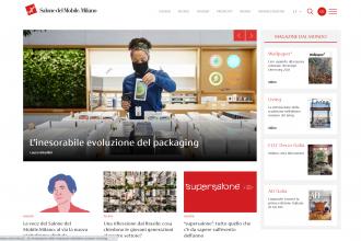 salone del mobile 2021 nuovo sito