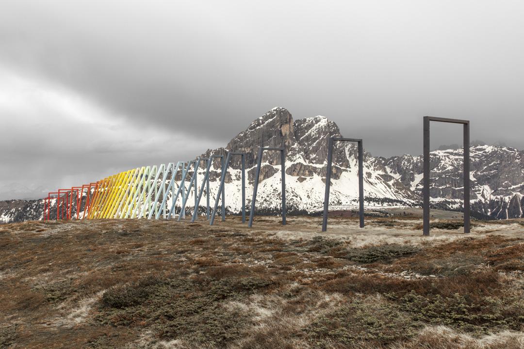 Vacanze intelligenti: il trekking d'arte in Val Badia