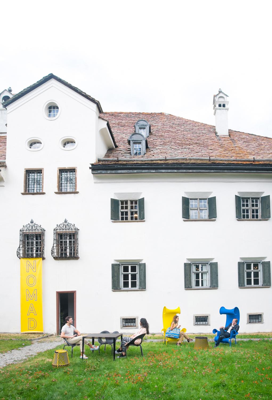 Arte e design in alta quota: a St. Moritz torna Nomad