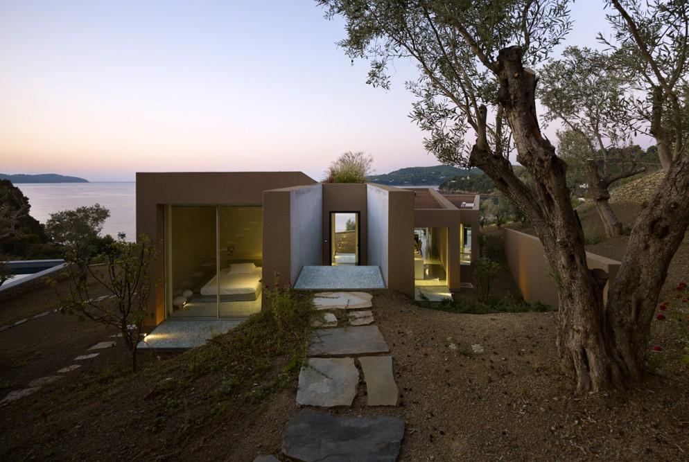 03 Villa al mare moderna-Skiathos 1