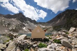 Le mini case nella natura per dormire sotto le stelle