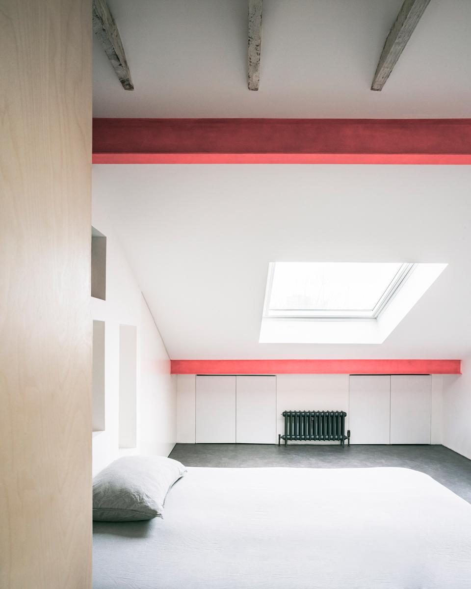 13 come arredare una mansarda camera da letto