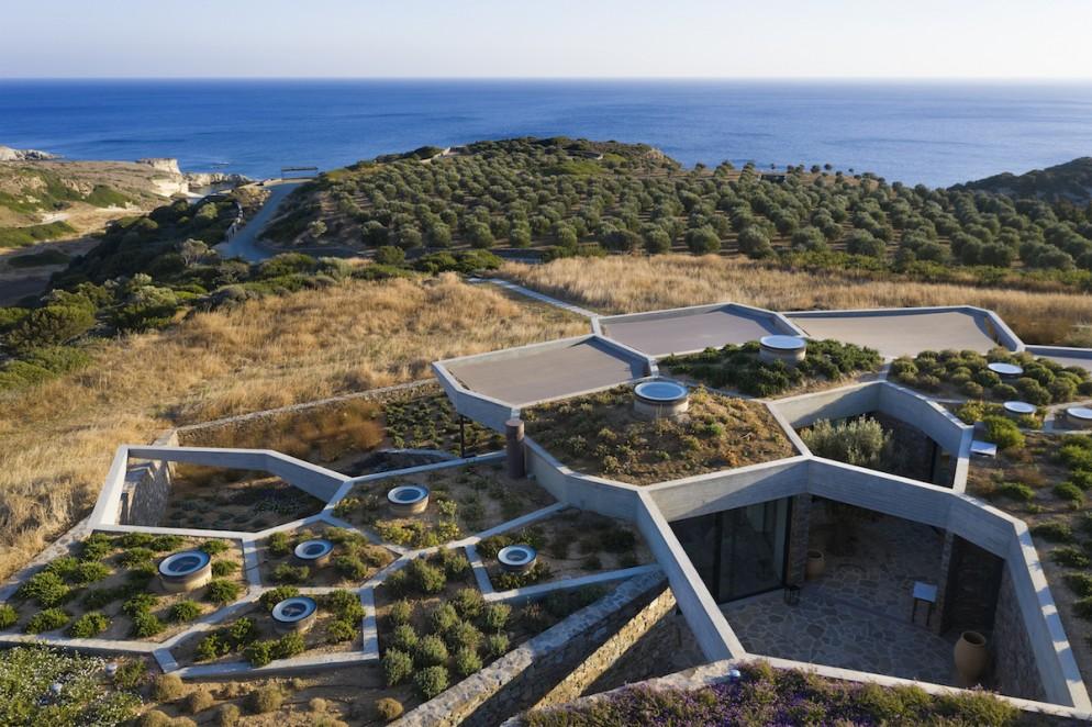 14 Villa moderna al mare_Milos 1