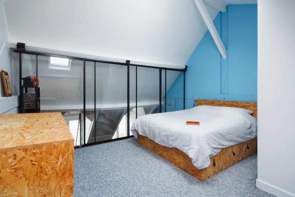 14 come arredare una mansarda camera da letto