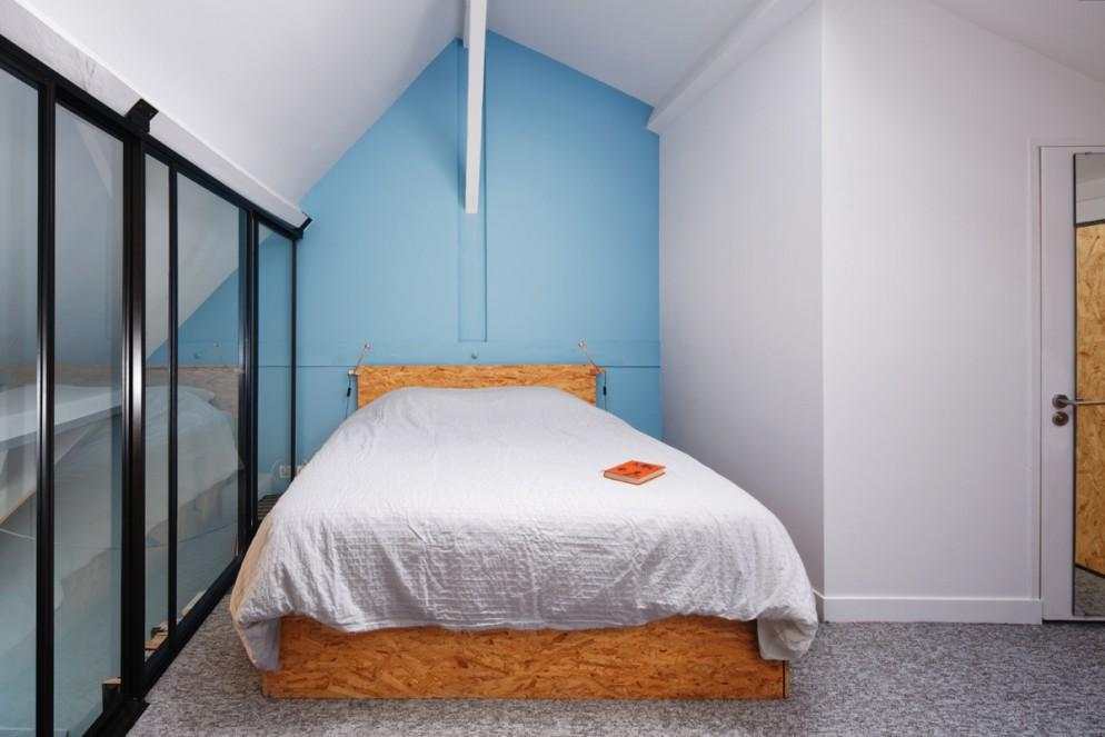 15 come arredare una mansarda camera da letto