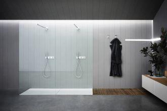doccia walk in pro e contro agape
