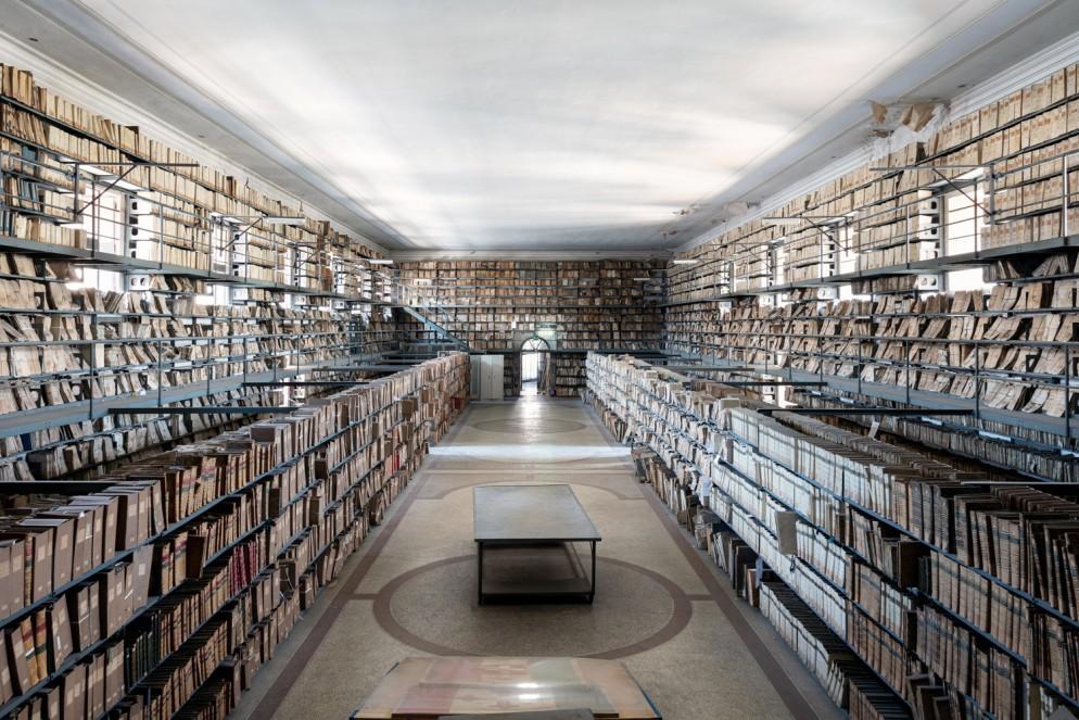 Archivio di Stato Napoli_1808_©Carlo Oriente_ArchivioScenario