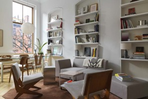 Due architetti e un bilocale a New York trasformato nella casa dei sogni