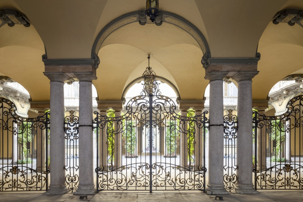 Open House Milano_Palazzo Visconti
