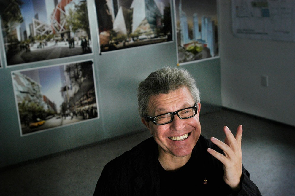Architect Daniel Libeskind Profile