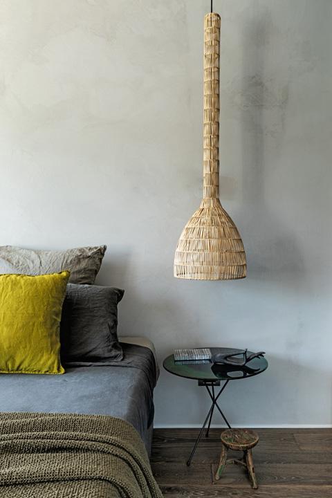 arredare casa lampada comodino