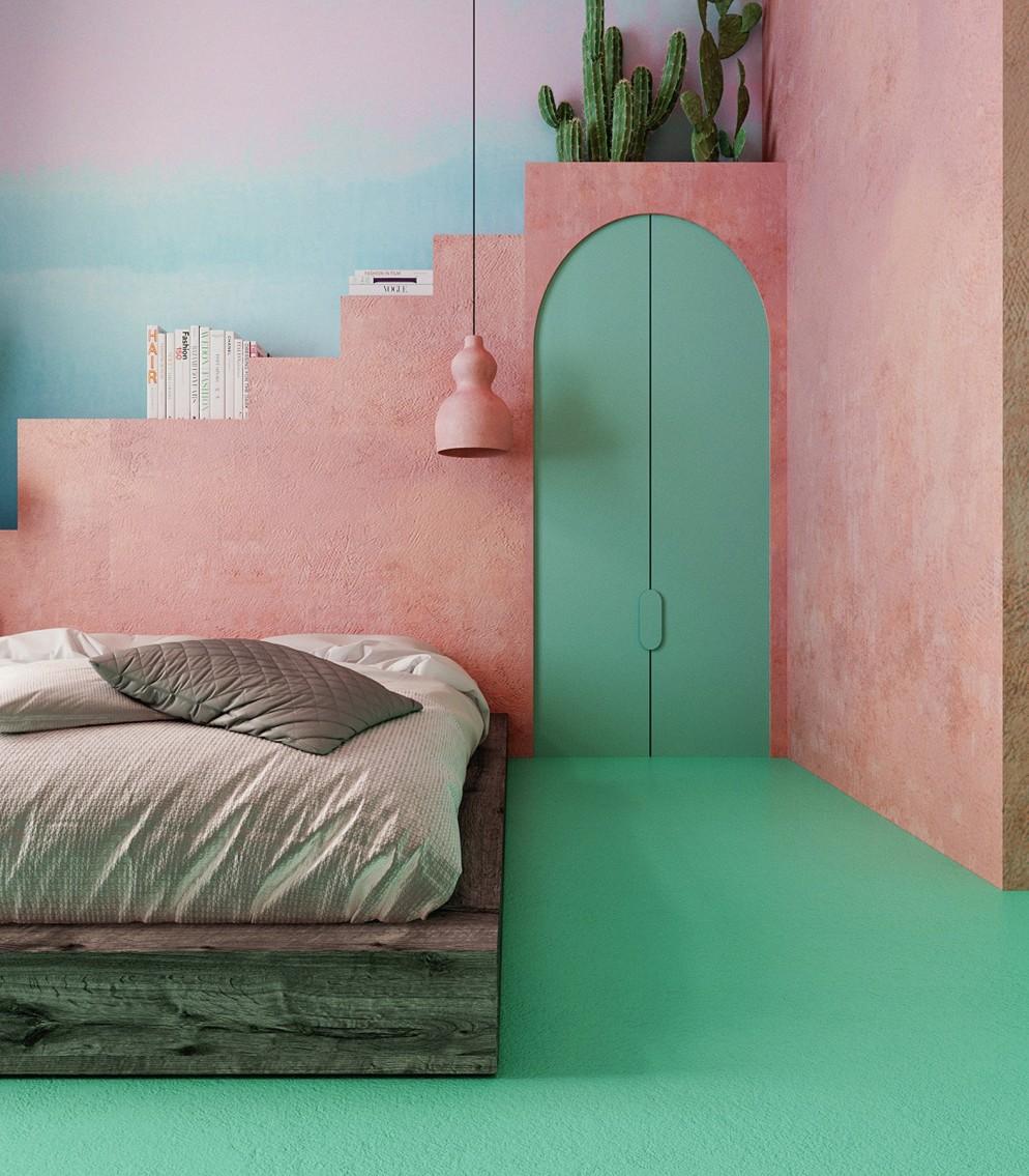 lampade sospensione camera letto (5)