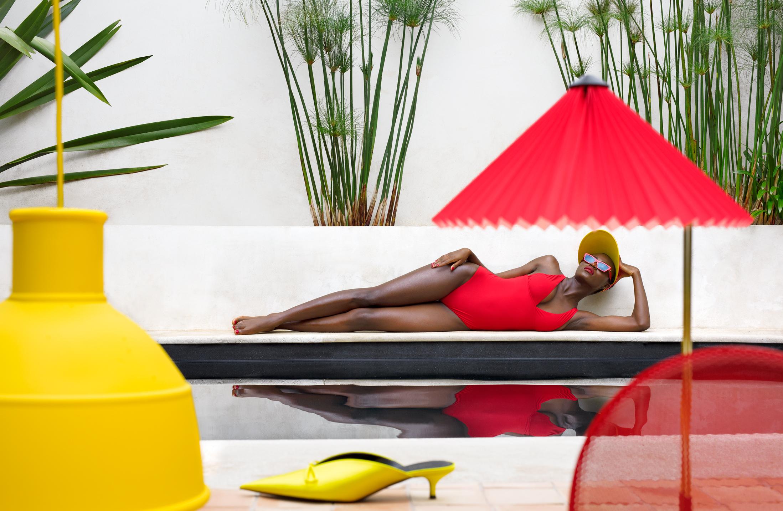 Afro Pop: la Living Room dell'estate su YOOX