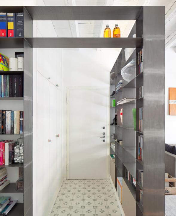mobili-da-ingresso-libreria-living-corriere
