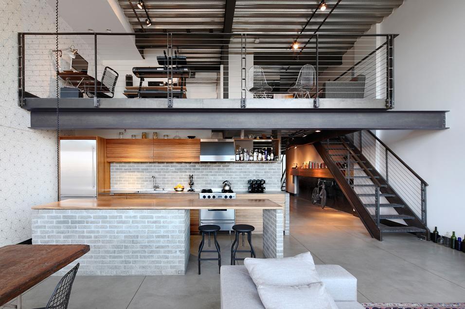 salotto stile industrial (13)