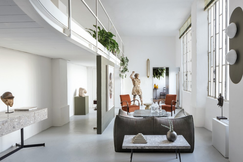 salotto stile industrial (7)