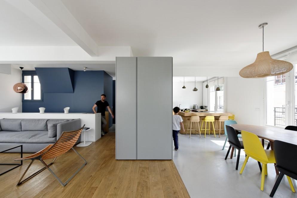 soggiorno moderno open space (2)