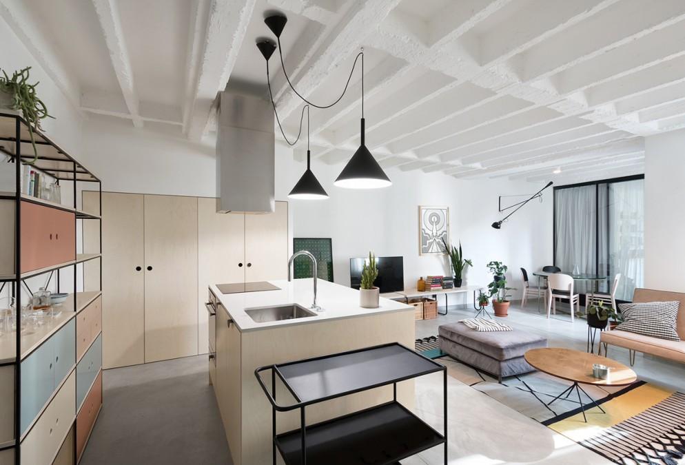 soggiorno moderno open space (8)