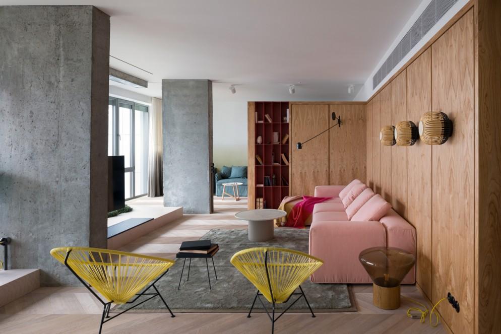 soggiorno moderno open space (9)